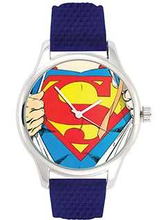 man of steel comic watch - DC Comics Watches