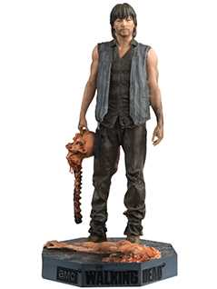 daryl (season 5) - The Walking Dead Collector's Models
