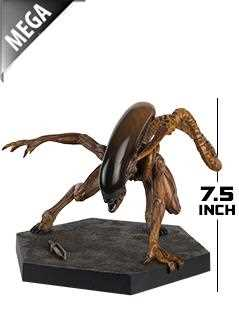7.5-inch mega xenomorph dog - Alien and Predator