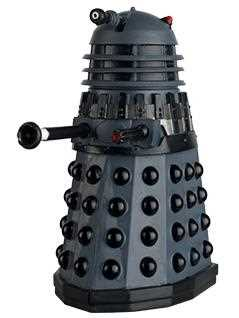 death zone dalek - Doctor Who Figurines Collection