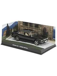 jaguar xj8 (casino royale) - James Bond Collections