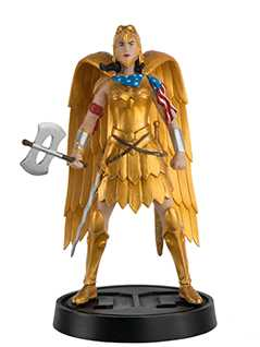 golden eagle armor wonder woman - Wonder Woman Mythologies