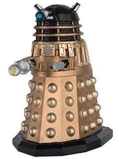 imperial dalek with sonic probe - Doctor Who Figurines Collection