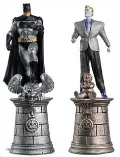 batman & the joker (kings) special edition - DC Chess