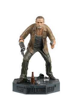 merle - The Walking Dead Collector's Models