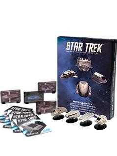 exclusive collector's set of star trek shuttles 2 - Star Trek Starships