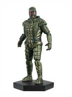 ice warrior - Doctor Who Figurines Collection