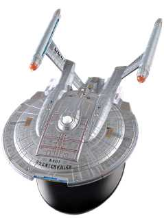 s.s. enterprise nx-01 refit special edition - Star Trek Starships