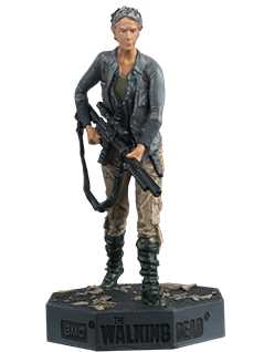 carol - The Walking Dead Collector's Models