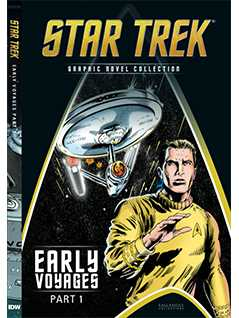 early voyages (part 1) - Star Trek Graphic Novels