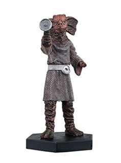 sea devil - Doctor Who Figurines Collection