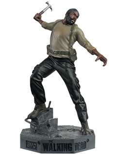 tyreese - The Walking Dead Collector's Models