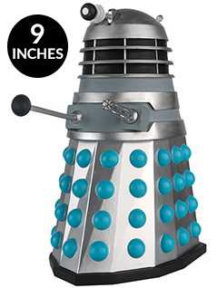 9-inch mega dead planet dalek - Doctor Who Figurines Collection