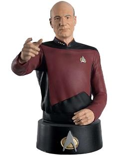 captain jean-luc picard bust - Star Trek Busts