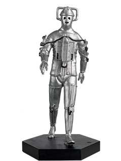 wheel in space cyberman - Doctor Who Figurines Collection