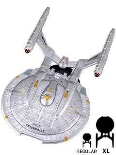 enterprise nx-01 8.5-inch xl edition - Star Trek Starships