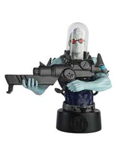 mr. freeze bust - Batman Universe Collector's Bust
