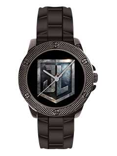 justice league watch - DC Comics Watches