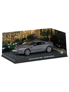aston martin dbs (casino royale) - James Bond Collections