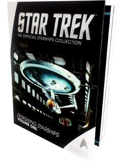 star trek: designing starships vol. 1 - Star Trek Starships