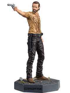 rick - The Walking Dead Collector's Models