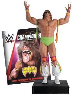ultimate warrior - WWE Championship