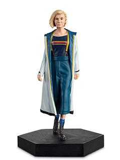 the thirteenth doctor (jodie whittaker) - Doctor Who Figurines Collection