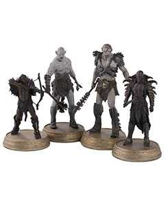 the orcs set - The Hobbit & Lord of the Rings