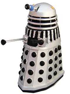 dalek (death to the daleks) - Doctor Who Figurines Collection