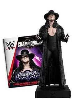 the undertaker - WWE Championship
