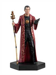 time lord rassilon - Doctor Who Figurines Collection