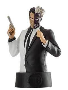 two-face bust - Batman Universe Collector's Bust
