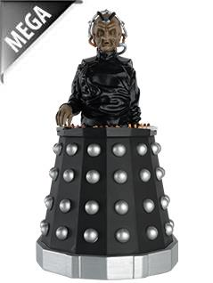 mega davros - Doctor Who Figurines Collection