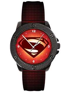 man of steel movie watch - DC Comics Watches