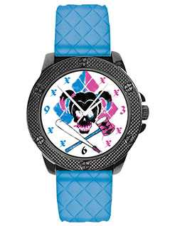 suicide squad harley quinn watch - DC Comics Watches