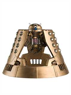 dalek emperor large special edition - Doctor Who Figurines Collection