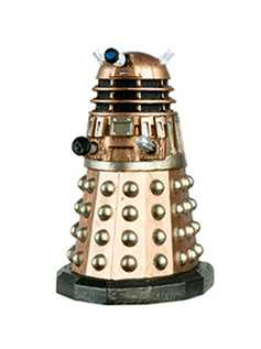the last dalek - Doctor Who Figurines Collection