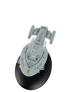 warship voyager - Star Trek Starships