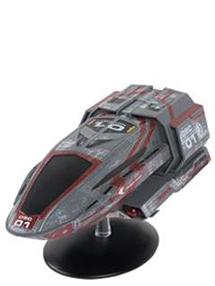 u.s.s. discovery's shuttlecraft (type-c) - Star Trek Discovery Starships